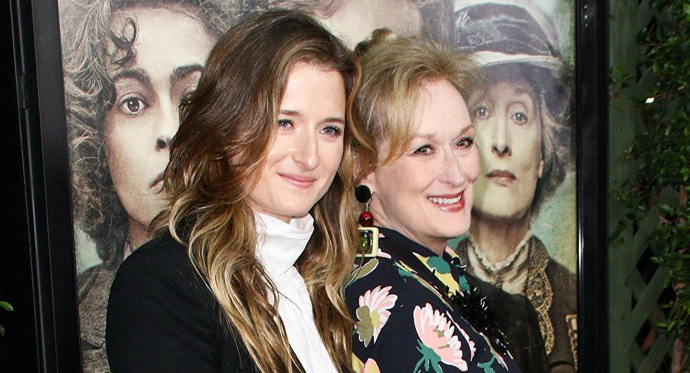 Meryl Streep y Mary Willa 'Mamie' Gummer