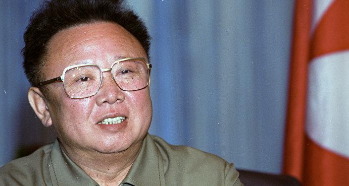 Kim Jong-il (Archivo)