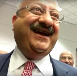 Abdulá Al Saud, el embajador de Arabia Saudí en EEUU