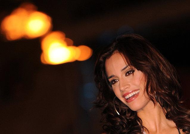 La actual Mrs World 2016, la peruana Giuliana Zevallos