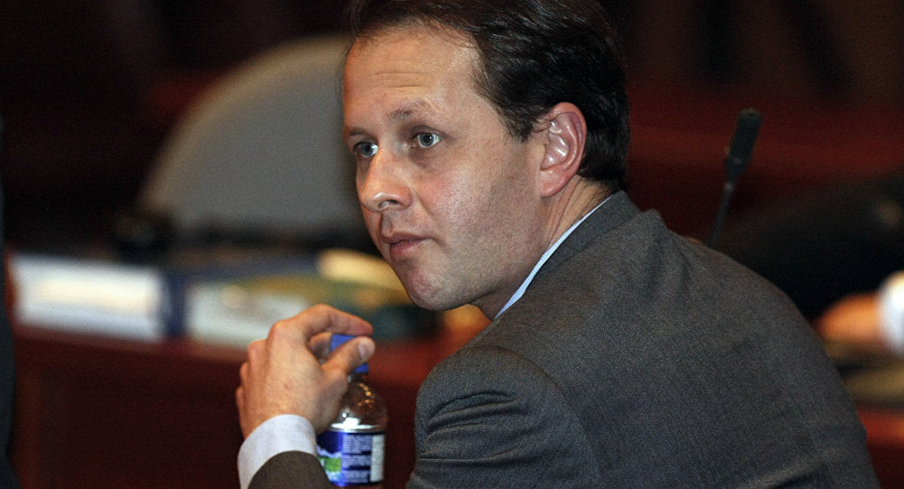 Andrés Felipe Arias, exministro colombiano de Agricultura