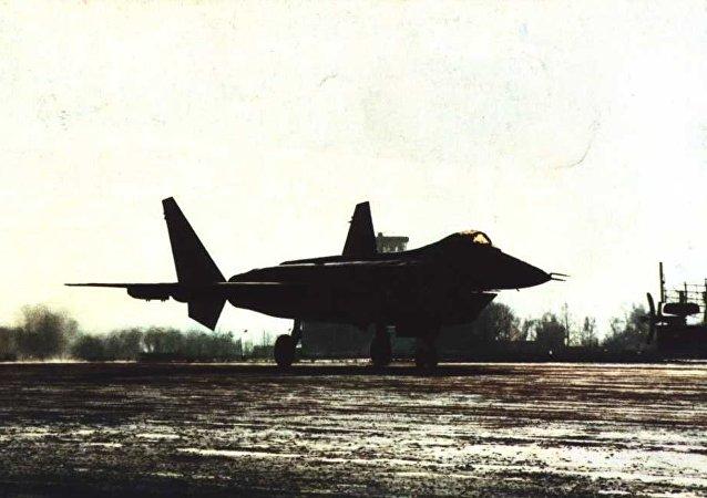 El MiG 1.44, el prototipo del caza de quinta generación soviético-ruso