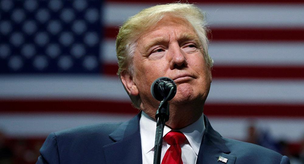 Donald Trump, candidato republicano a la Presidencia de Estados Unidos