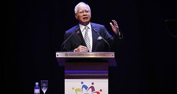 Najib Razak, ex primer ministro de Malasia (Archivo)
