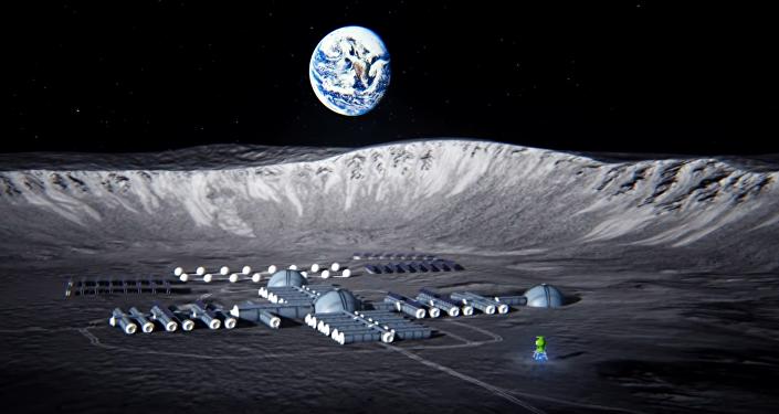 Rusia se prepara para colonizar la Luna