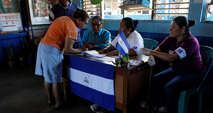 Elecciones en Nicaragua (archivo)