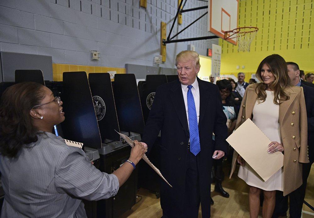 Conoce a Melania Trump, la nueva primera dama de EEUU