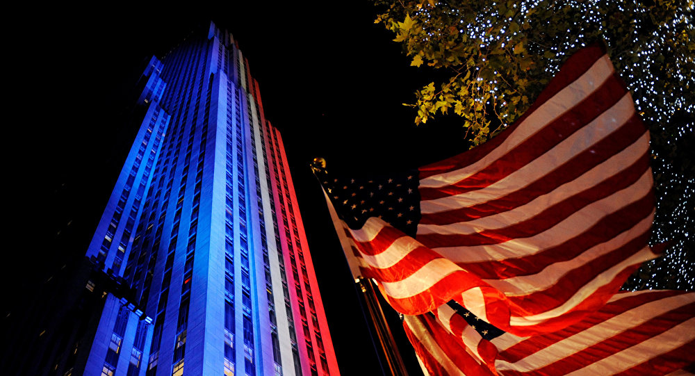 Rockefeller Center en Nueva York, EEUU