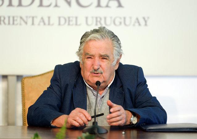 El expresidente de Uruguay, José Mujica