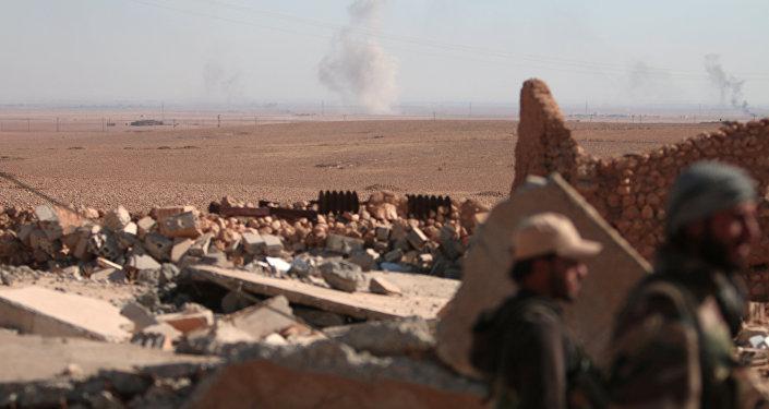 La ciudad siria de Al Raqa (archivo)