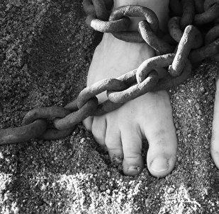 Esclavitud (ilustración)