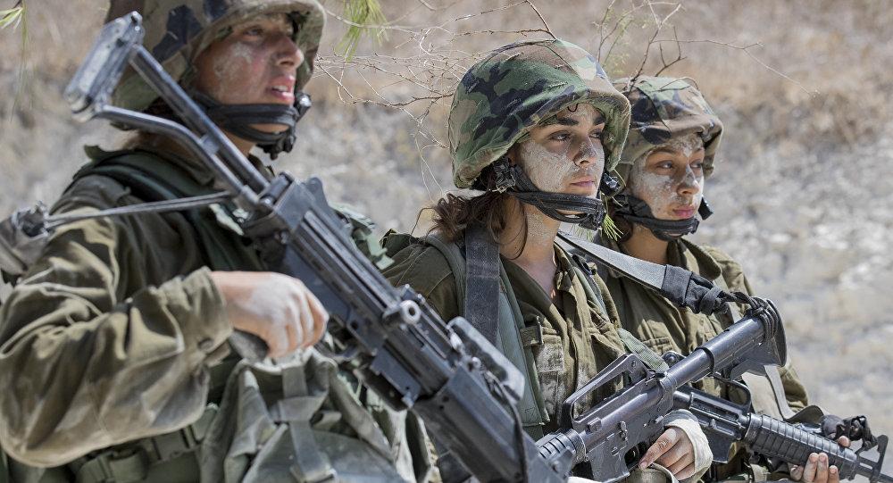 Soldados del Ejército de Israel (archivo)