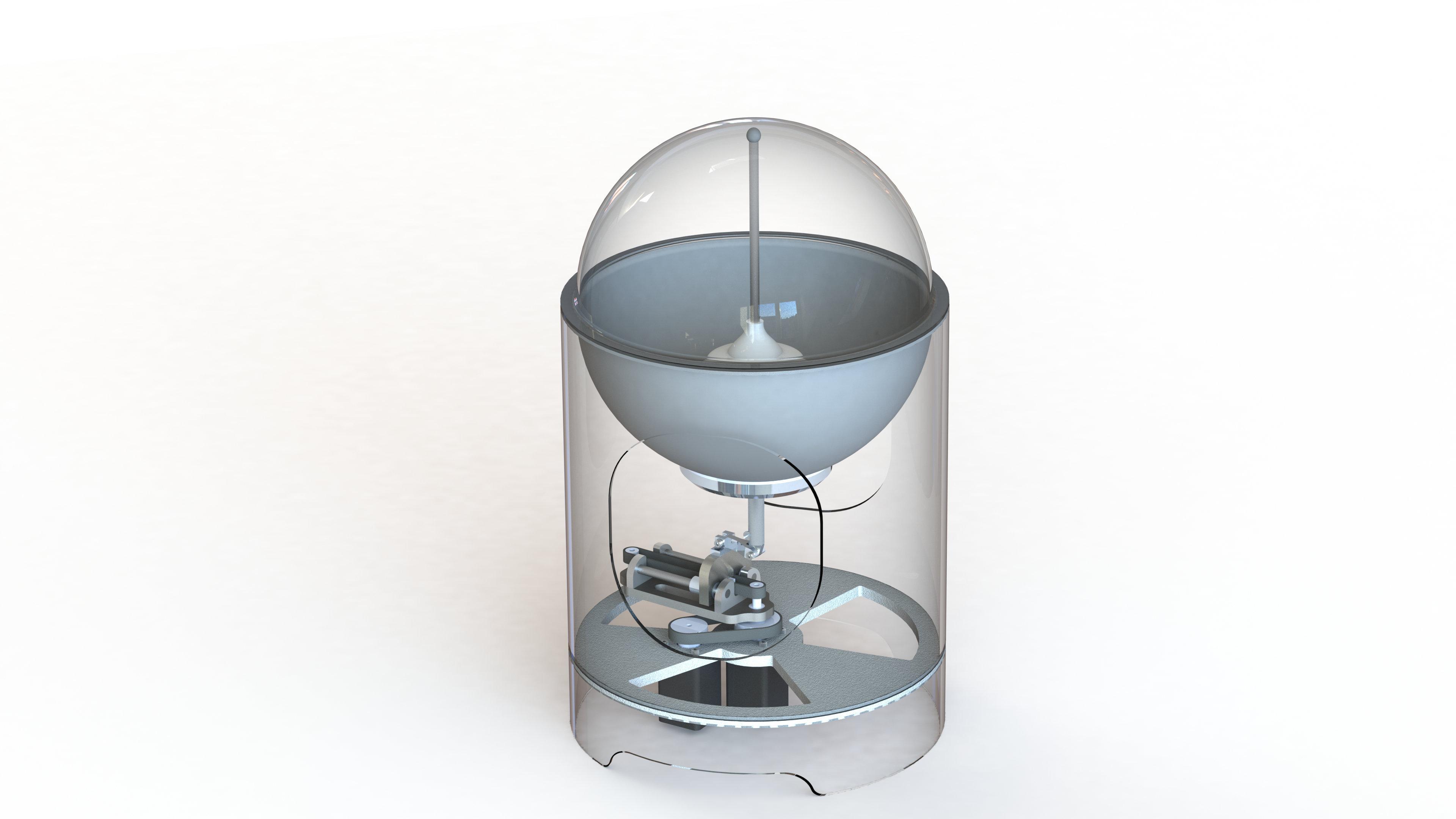 Modelo del equipo hídrico universal que permite garantizar la calidad metrológica de equipos de radioterapia