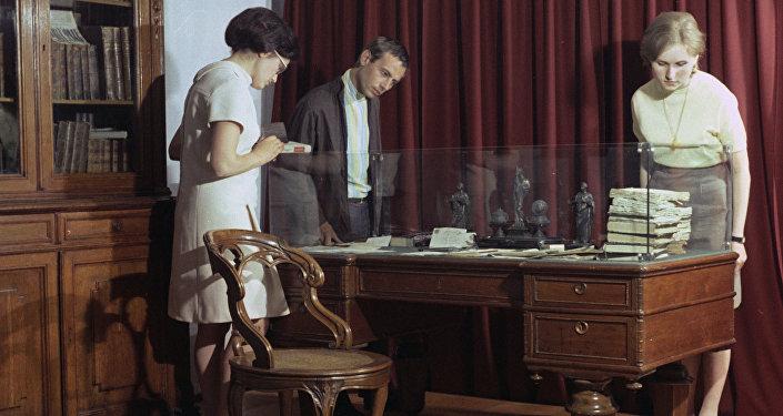 Museo-apartamento Dostoievski de Moscú