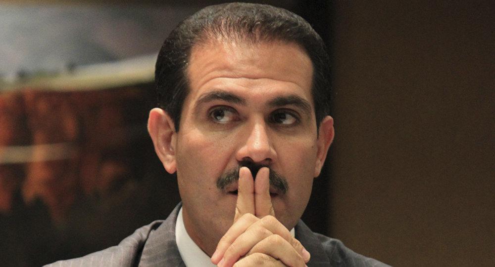 Guillermo Padrés, exgobernador del estado mexicano de Sonora