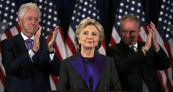 Hillary Clinton, la ex secretaria de Estado de EEUU