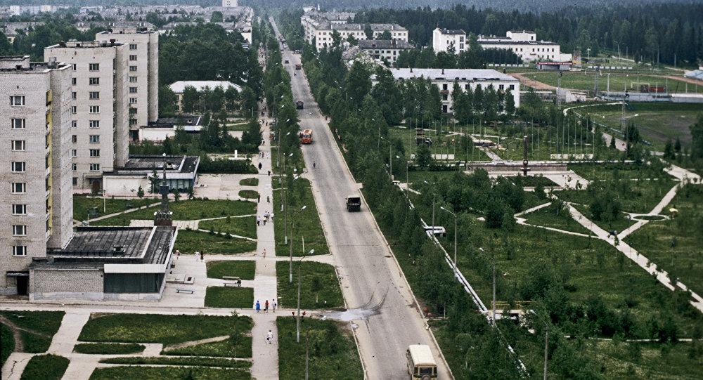 La ciudad de Mirni, 1989