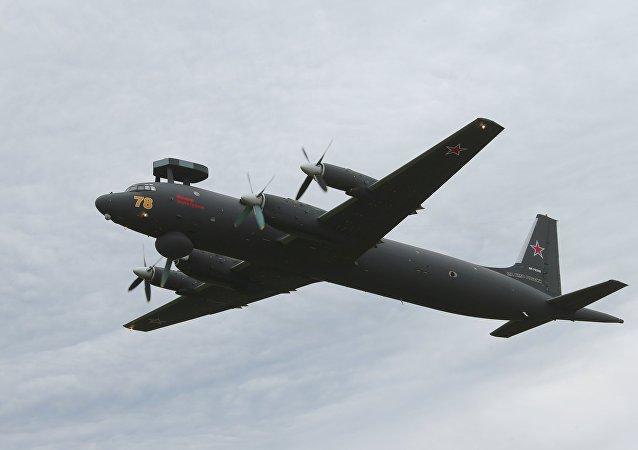 Присвоение имени Федор Золотухин самолету Ил-38Н