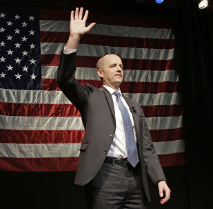 Evan McMullin, candidato independiente