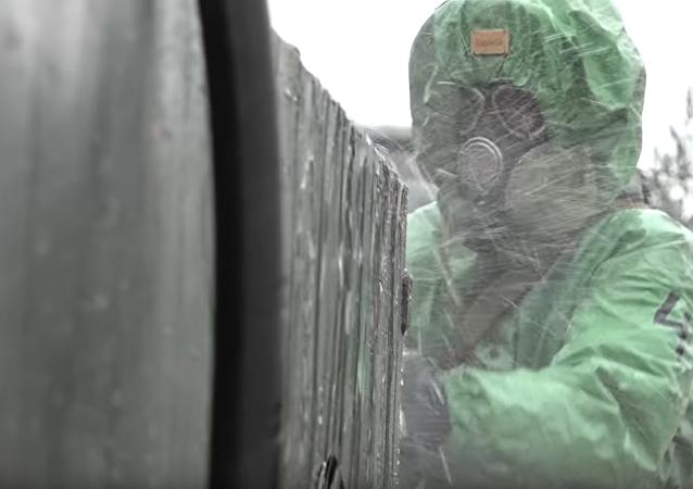 Cómo el Ejército ruso protege al país de las armas biológicas (vídeo)