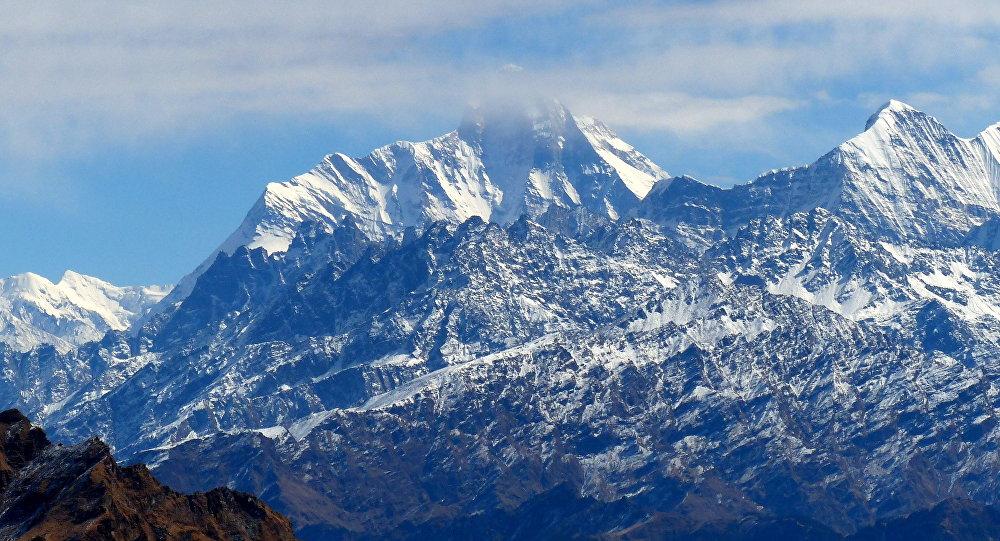 La montaña Nanda Devi