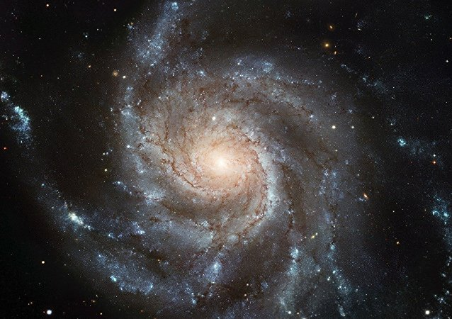 Una galaxia