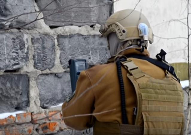 Los militares rusos podrán ver a través de las paredes