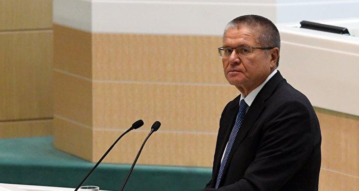Alexéi Uliukáev, ministro del Desarrollo Económico de Rusia