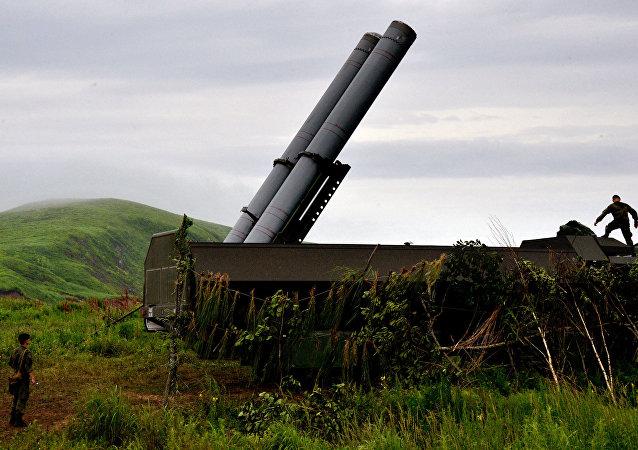 Los sistemas de misiles costeros Bastión