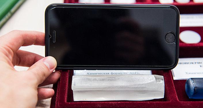 Científicos rusos modernizan la tecnología de fabricación de pantallas de 'smartphones'