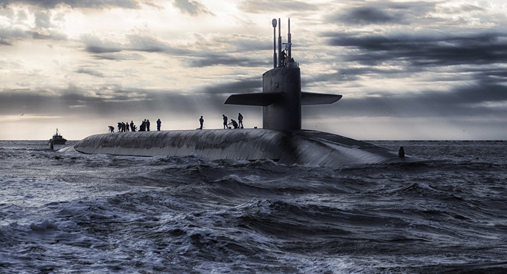 Submarino (imagen referencial)