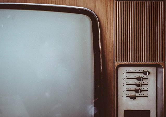 Una televisión (imagen referencial)