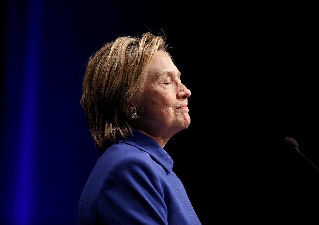 Hillary Clinton, política estadounidense