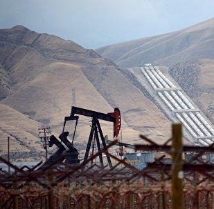 Oleoducto en EEUU