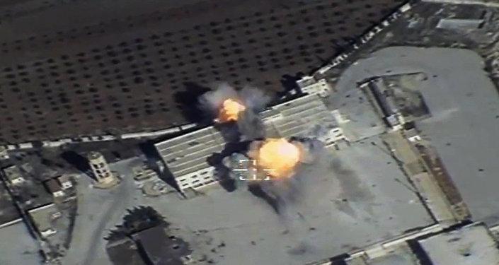 Misiles X-101: la nueva arma rusa para acabar con el terrorismo en Siria