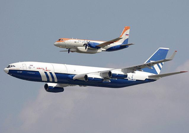 Aviones presidenciales