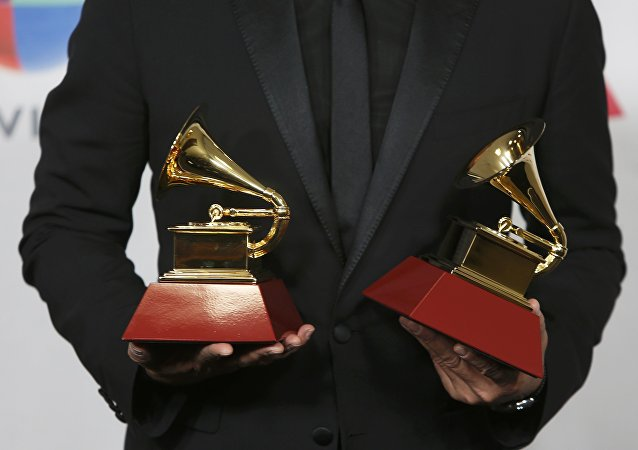 La ceremonia del Grammy Latino