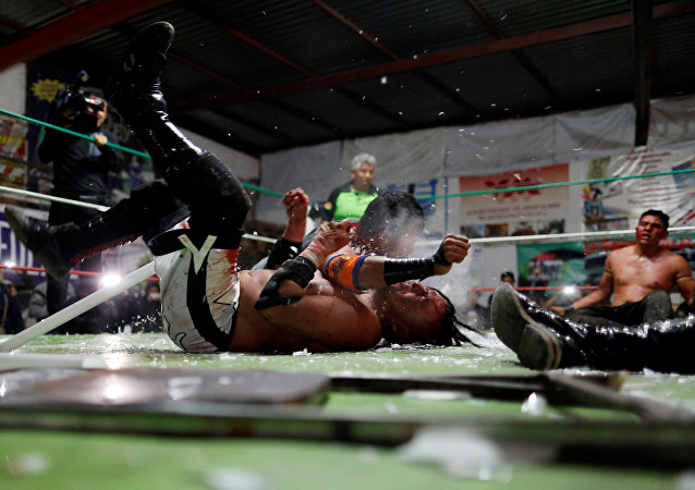 Lucha extrema mexicana