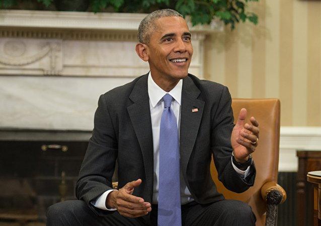 Barack Obama, presidente saliente de los EEUU