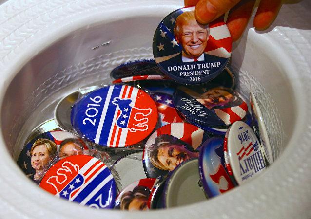 Las elecciones en EEUU (archivo)