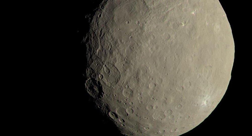 El planeta enano Ceres