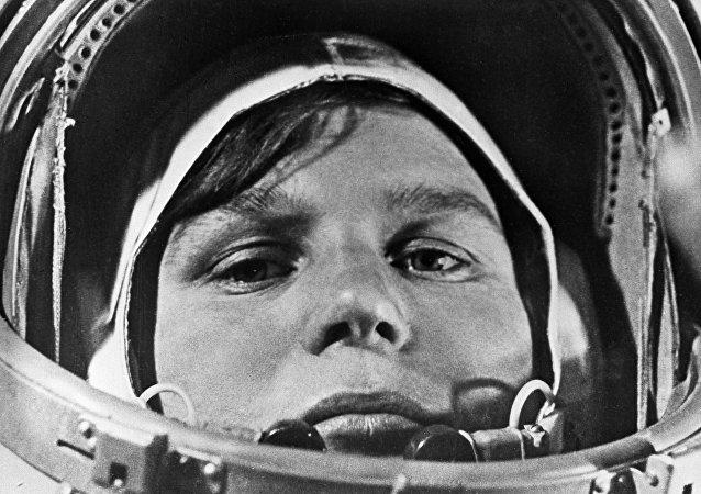 Valentina Tereshkova, primera mujer cosmonauta