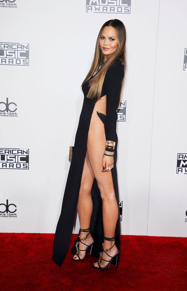 Los momentos más 'hot' de la ceremonia de entrega de los American Music Awards 2016
