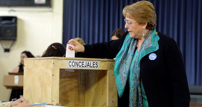 Elecciones municipales en Chile