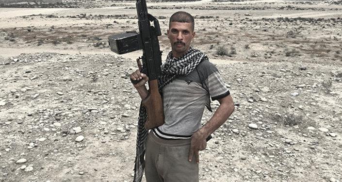 Quién lucha contra Daesh en Irak: retratos de los combatientes de las fuerzas antiterroristas