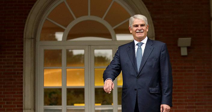 Ministro de Asuntos Exteriores de España visitará a Cuba