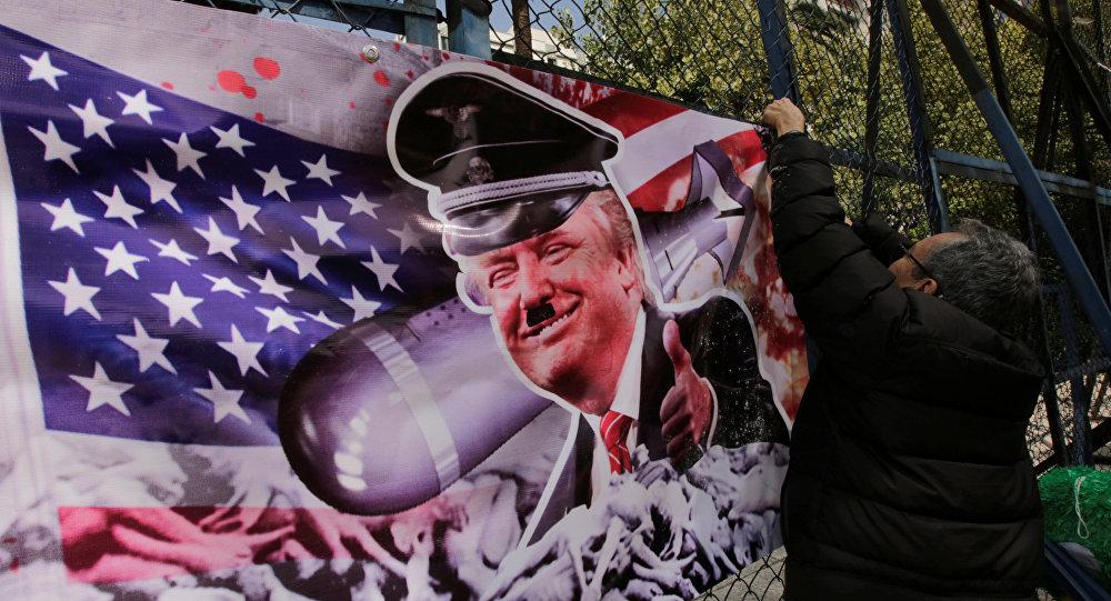 Dura acusación de Maduro a Trump