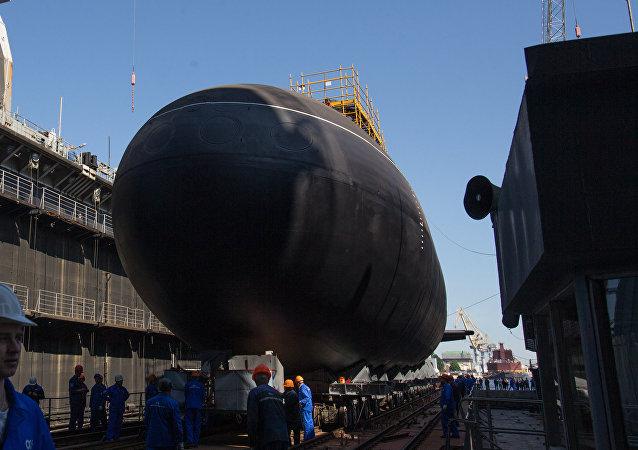 Submarino diésel-eléctrico Kólpino