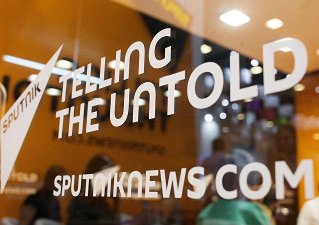 La agencia de noticias Sputnik
