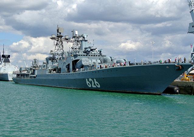 Buque ruso Vicealmirante Kulakov